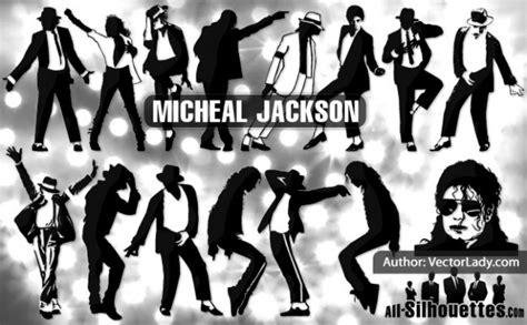 imagenes de michael jackson que se mueven bailando vector de michael jackson todas as silhuetas baixar