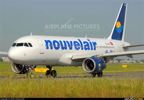ina section 320 ts ina nouvelair airbus a320 at warsaw frederic chopin