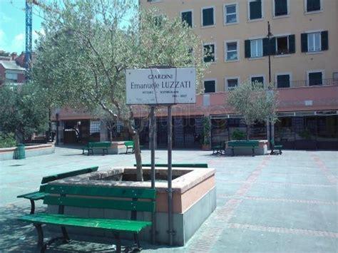 giardini luzzati genova carta ai giardini luzzati cinque denunciati genova