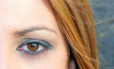 Eyeshadow Kuning foto gratis mata coklat iris kuning gadis gambar