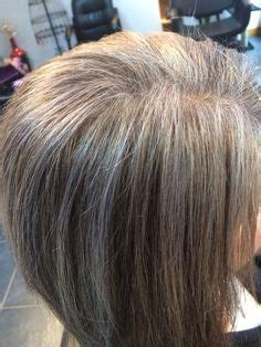 lavendar highlights in salt and pepper hair 1000 ideas about going gray gracefully on pinterest