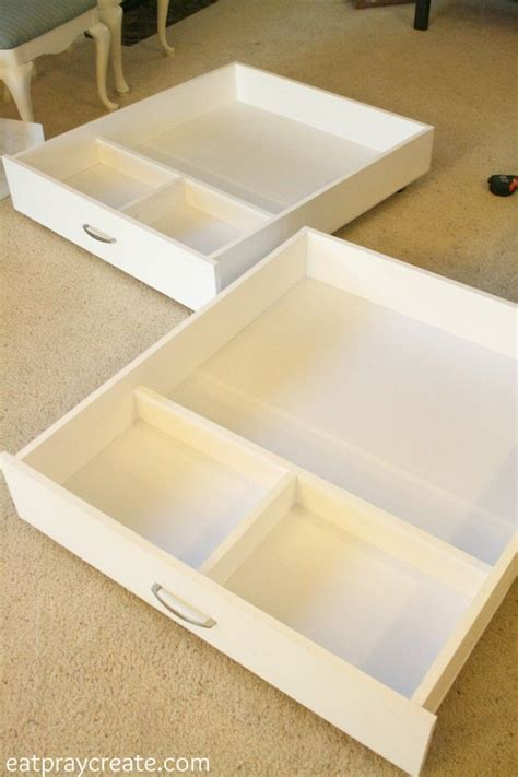 rolling under bed storage drawers 17 best ideas about under bed storage on pinterest full storage bed beds for small