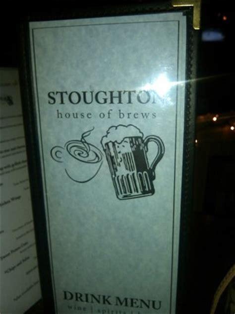 house of brews stoughton ma stoughton house of brews restaurant reviews phone