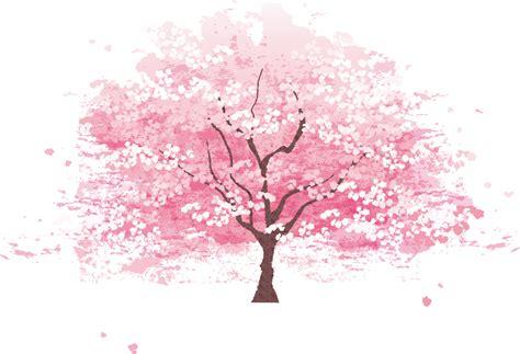 ciliegio fiorito adesivo muro o finestra ciliegio fiorito livingdeco