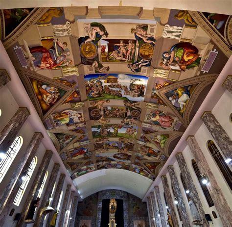 decke der sixtinischen kapelle fotografie die besten bilder der woche bilder fotos