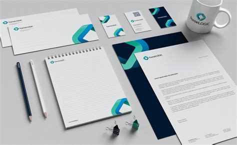business card letterhead inspiration 60 professional exles of stationery design