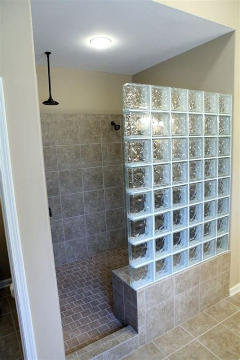 glass block bathroom ideas 17 best images about bathroom ideas on modern