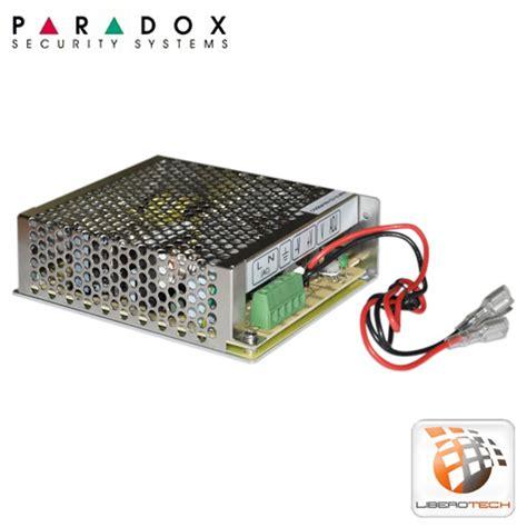 alimentatore telecamere alimentatore per telecamere 12v 3a 35w paradox als12 3a