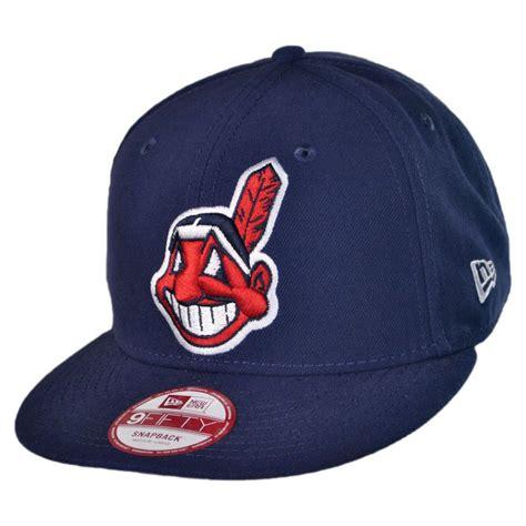 new era cleveland indians mlb 9fifty snapback baseball cap