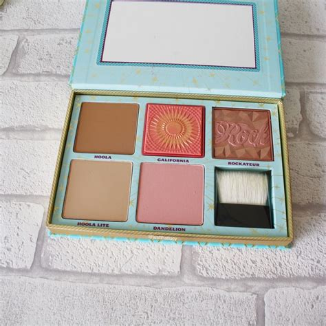 Free Benefit Palette With New Magazine by Makeup Ideas New Benefit Cheek Parade Palette Review And