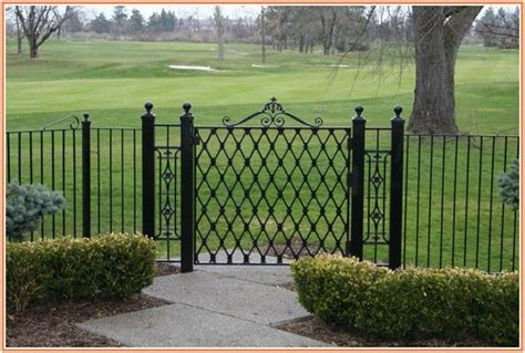 17 best ideas about wrought iron fence cost on pinterest