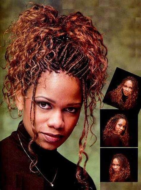 black wet and wavy ponytail hairstyles best 25 micro braids ideas on pinterest micro braids