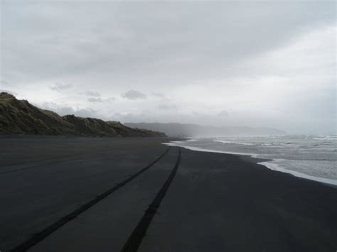 with black sand black sand photo