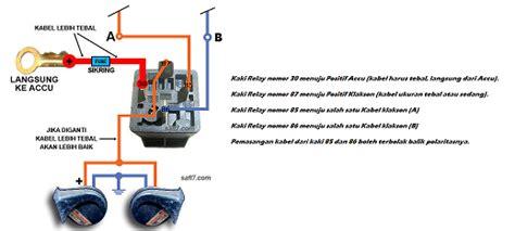 Lu Motor Led Paling Bagus cara pasang relay untuk klakson lu tambahan revised
