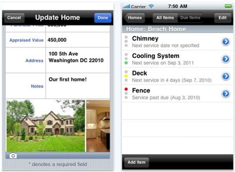 home improvement apps for android and ios