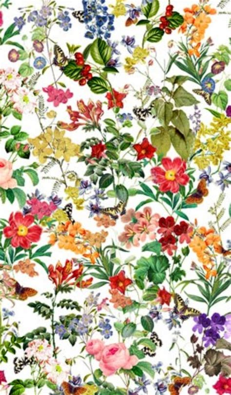 floral pattern artwork pretty foral print i want a table cloth like this
