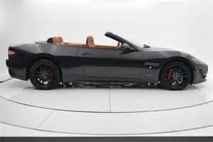 2016 Maserati Granturismo 2016 Maserati Granturismo Convertible Sport
