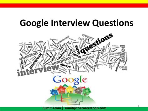 google images questions google interview questions