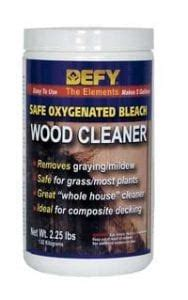 defy wood deck cleaner review  deck stain reviews