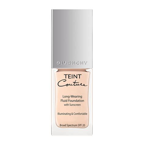 Foundation Givenchy givenchy teint couture fluid foundation spf 20 25ml
