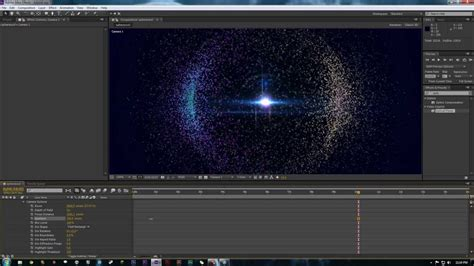 Tutorial After Effect Trapcode Particular | after effect tutorial trapcode particular particle