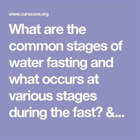 Http Www Tylertolman Health Articles Water Fasting Benefits Detox Cleanse by 112 Best Images About Fasting On Catholic