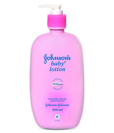 Baby Lotion johnson s baby lotion 500 ml buy johnson s baby lotion