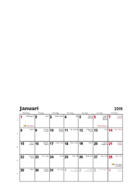 Almanacka år 2018 Almanacka Kalender