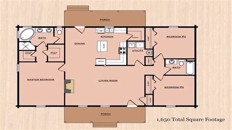 2100 sq ft house plans with 4 bedrooms