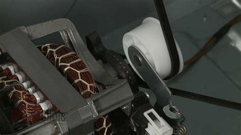 samsung dryer belt replacement diagram dryer idler pulley roller replacement samsung dryer