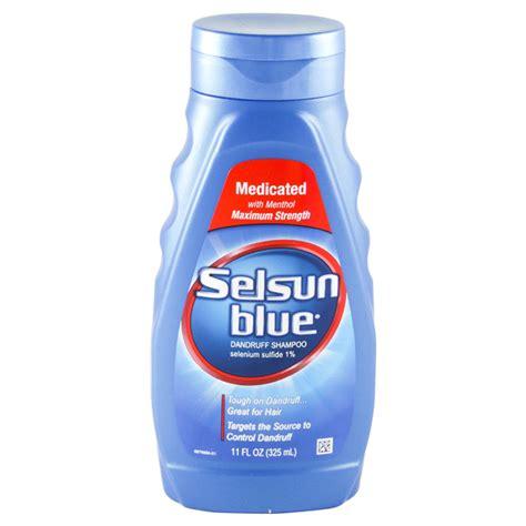 Shoo Selsun Blue 5 meijer