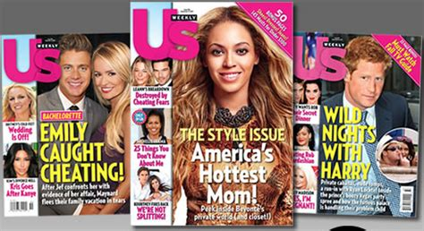 what is a celebrity gossip hot 117 free issues of us weekly celebrity gossip magazine