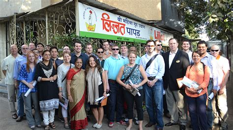 Uva Part Time Mba by Uva Darden Mbas Converge On India For On Look At