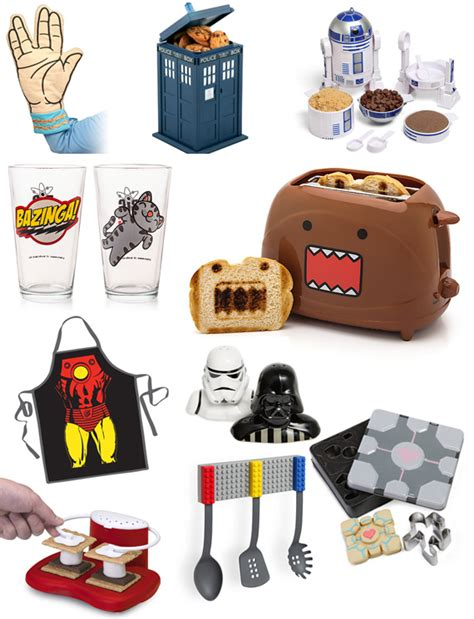 nerdy gifts gift ideas for your in the kitchen cool gifting