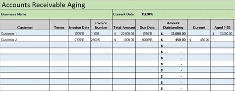 bookkeeping layout free accounting templates in excel