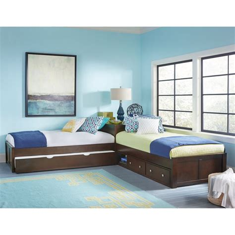 Futon For Boys Room 1000 Ideas About L Shaped Beds On Cabin Bed With Storage L Shaped Bunk Beds And