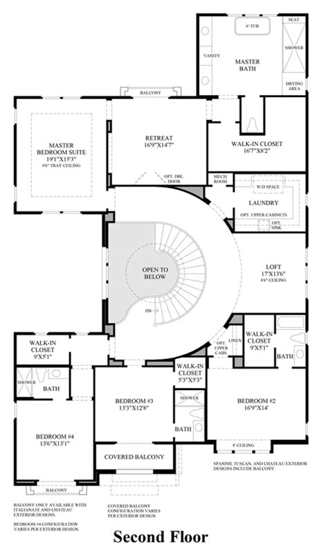 the gale floor plan carmela at gale ranch the tercera home design