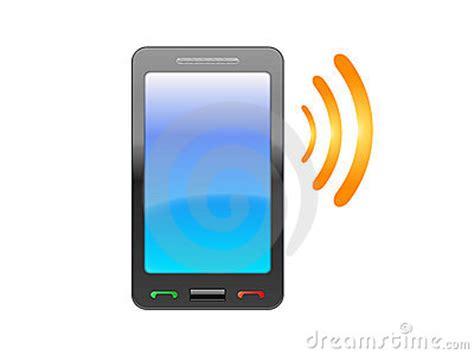 mobile ringing tone smartphone ringing stock images image 13789604