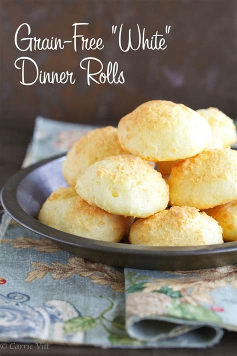 Tapioca Atarch On Detox by Grain Free Quot White Quot Dinner Rolls Deliciously Organic
