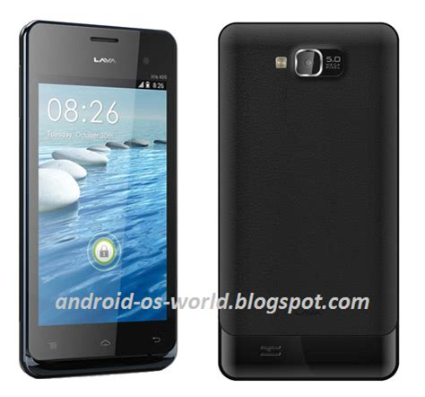 themes for android lava iris 405 lava iris 405 dual core device price slashed to rs 6049