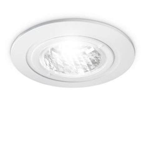 Fitting Lu Philips led ceiling downlights and spots