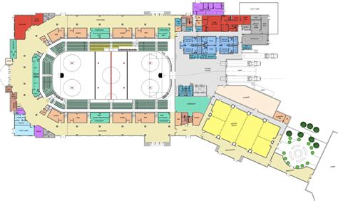allphones arena floor plan arena floor plan united wireless arena venuworks