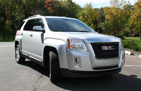 2010 Gmc Reviews by Review 2010 Gmc Terrain Shows How Gmc Is Evolving