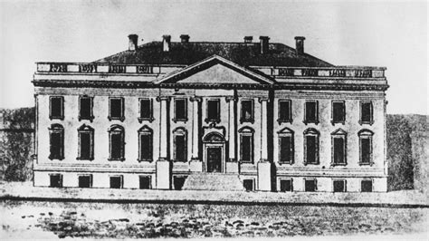 who built the first white house slave labor and the longer history of the white house ncpr news