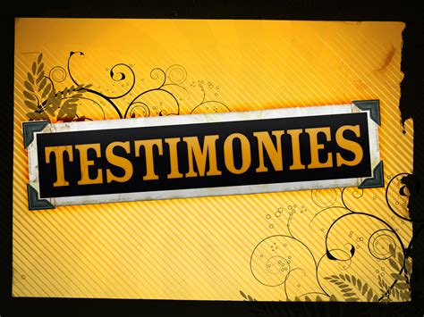 Christian Online Jobs Work From Home - testimony 4 bethel pentecostal church
