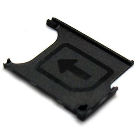 Sim Tray Sim Lock Sim Holder Sony Xperia Z3 Z3 Z5 Compact Original sim card holder tray for sony xperia z ultra hspa plus