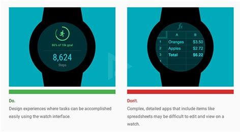 layout android wear preview material design richtlijnen voor android wear