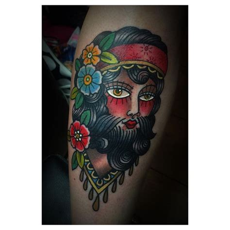 bearded lady tattoo 5421 best images about ink