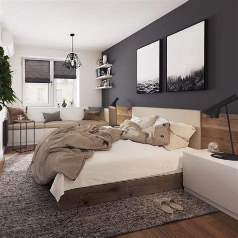 inneneinrichtung schlafzimmer skandinavische schlafzimmer ideen decor schlafzimmer