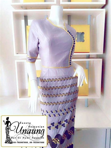 Blouse Kemeja Style B816 Bkk Fashionimport 197 best images about myanmar clothes designs on traditional kebaya and blouse designs